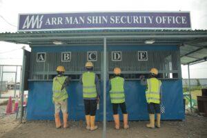 Construction Site Security Services 1